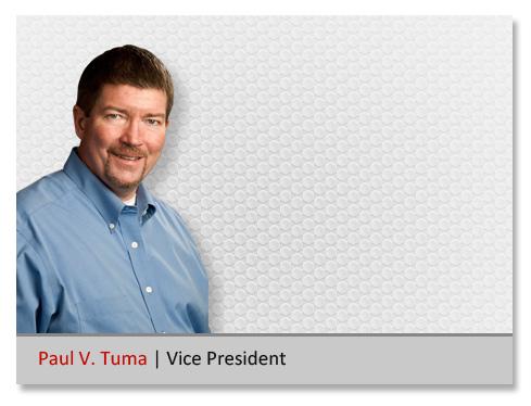 Paul V. Tuma