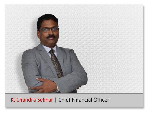 K Chandra Sekhar
