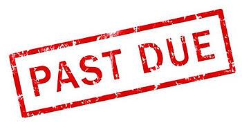 accounts retrievable debt collection erase bad debt past due child support1